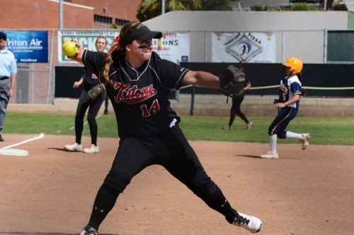 San Clemente senior Lauren Kane had a stellar year at the plate, batting .536. Photo: KDahlgren Photography