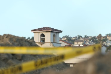 The Outlets at San Clemente land ownership has gone through multiple changes over the last 40 years. In 2007, when its previous owner Lehman Brothers and SunCal Marblehead went bankrupt, the project came to a halt. Photo: Eric Heinz