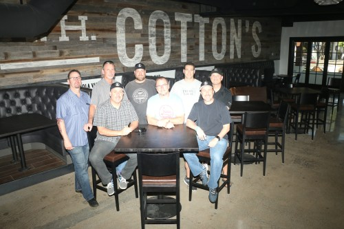 The partners and staff of H.H. Cotton's are preparing for their tentative Monday, Feb. 22 opening. Photo: Eric Heinz