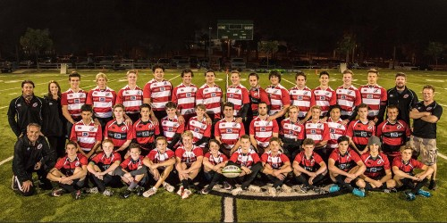 San Clemente Tritons Rugby Club varsity and junior varsity programs went a combined 11-1-1 in their inaugural seasons. Photo: Courtesy
