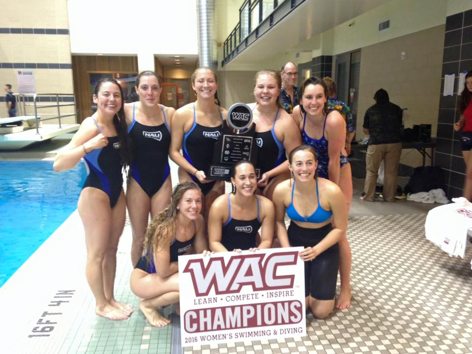 City Scoreboard: Townsend, NAU Claim Third WAC Swim-Dive ...