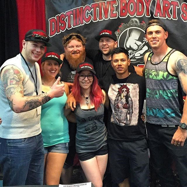 Distinctive Body Art Studio Tattoo Shop Wins Lake Havasu Awards San Clemente Times