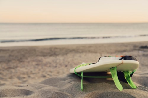 There are a variety of holiday gifts for the surfer in your family. Photo: File