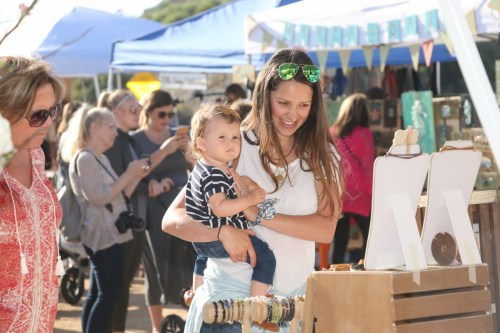 The Market at North Beach kicked off earlier this year and had a consistent patronage throughout the summer. Photo: Eric Heinz