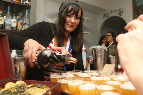 The annual Mixology Competition takes place Thursday, March 22 at The Shwack Cantina. Photo: File