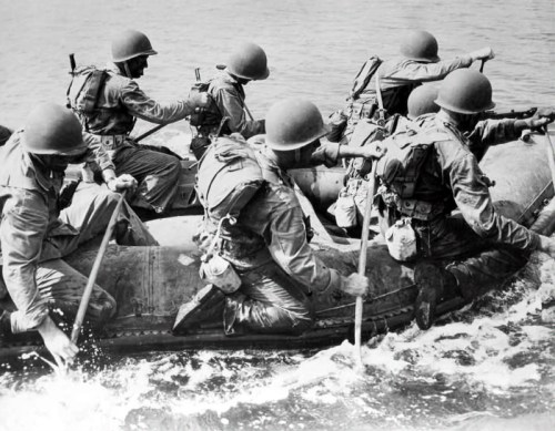 Photo: Courtesy of the National Museum of the Marine Corps.
