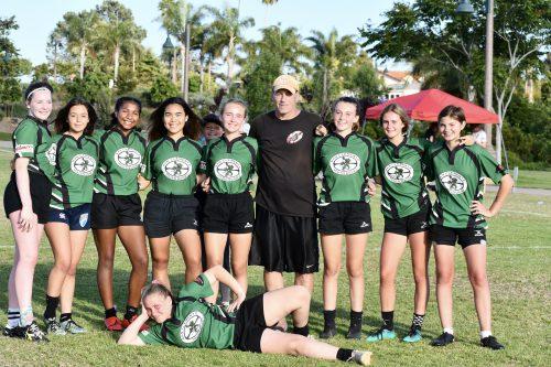 SC Gators U15 Girls captured the Encinitas tournament title. Photo: Michelle Brislin