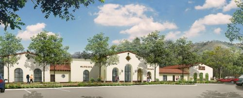A new 46,000-square-foot athletic gym and resort, Life Time Athletic Rancho San Clemente, is set to open late this fall in San Clemente at 111 Avenida Vista Montana. Prospective members can visit the gym's recently opened Preview Center at 101 West Avenida Vista Hermosa, Suite 505, to learn more about the incoming facility. Photo: Courtesy of Life Time