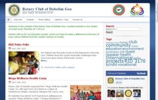 Rotary Club CMS and Social Marketing
