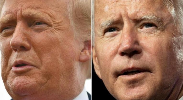 Complots, incendios y pandemia marcan la carrera electoral en EE.UU.
