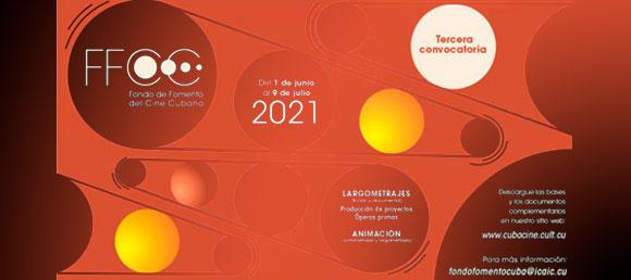 Abierta tercera convocatoria del Fondo de Fomento del Cine Cubano 2021