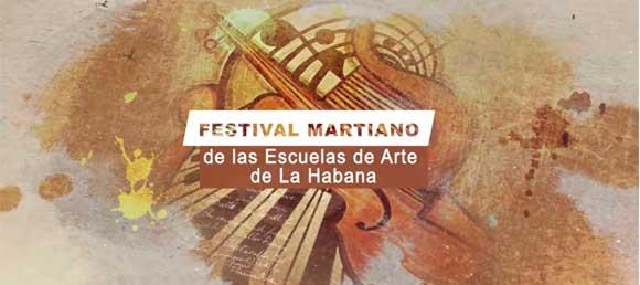Festival Martiano de las Escuelas de Arte de La Habana