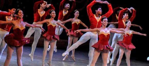 Concluye encuentro internacional de Academias de Ballet