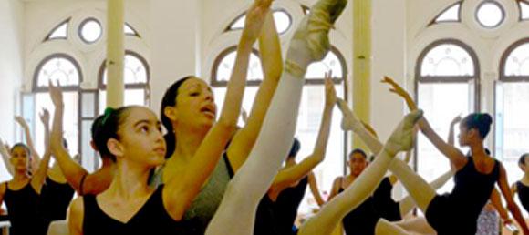 Escuela Nacional de Ballet: 20 años en el Prado capitalino