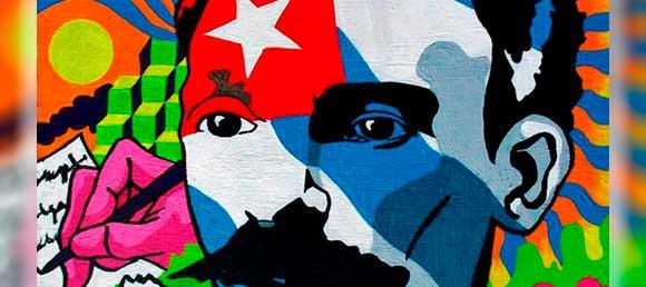 El arte como vía para llegar a José Martí