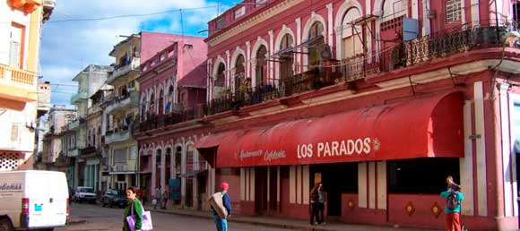 La Habana tuvo un barrio peliculero