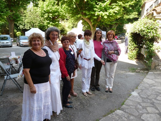 Photo groupe Les Amis de Valcluse 2015 copie