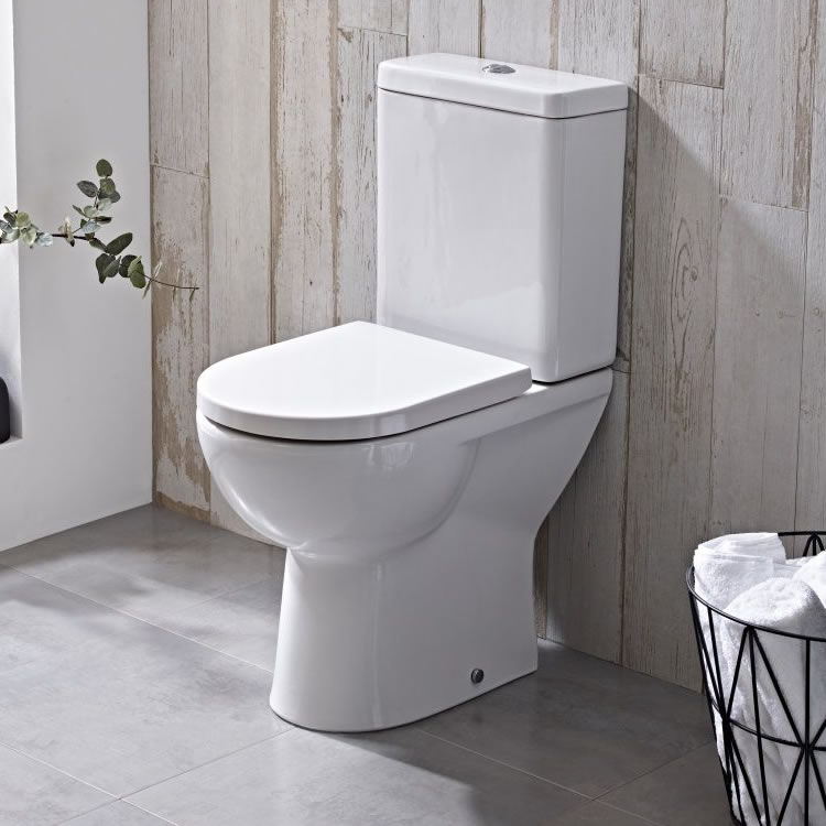 Tavistock Ion Comfort Height Pan Cistern Seat Tavistock Toilets Sanctuary Bathrooms