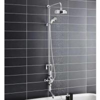 Hudson Reed Topaz Triple Thermostatic Shower Valve with ...