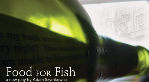 food for fish - logo