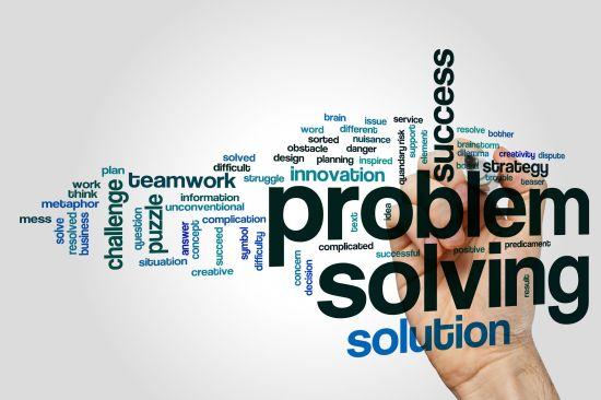 tavoli di lavoro problem solving