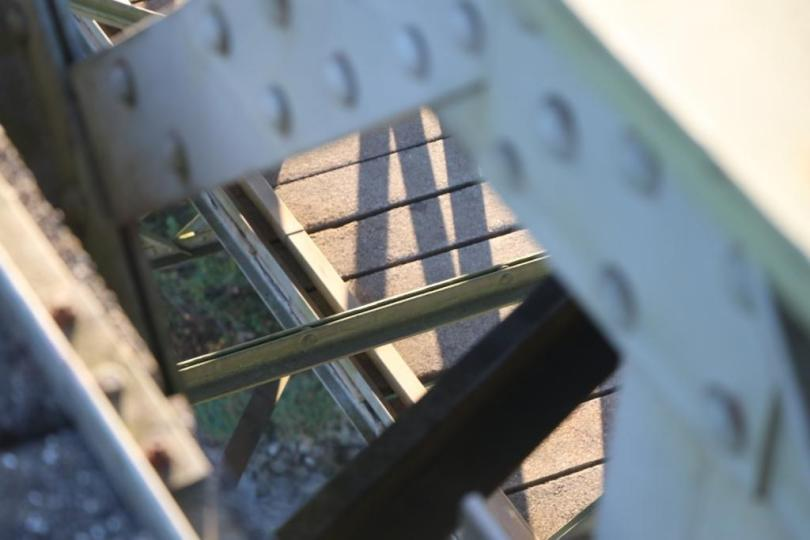trestle bridgework-pray not listening
