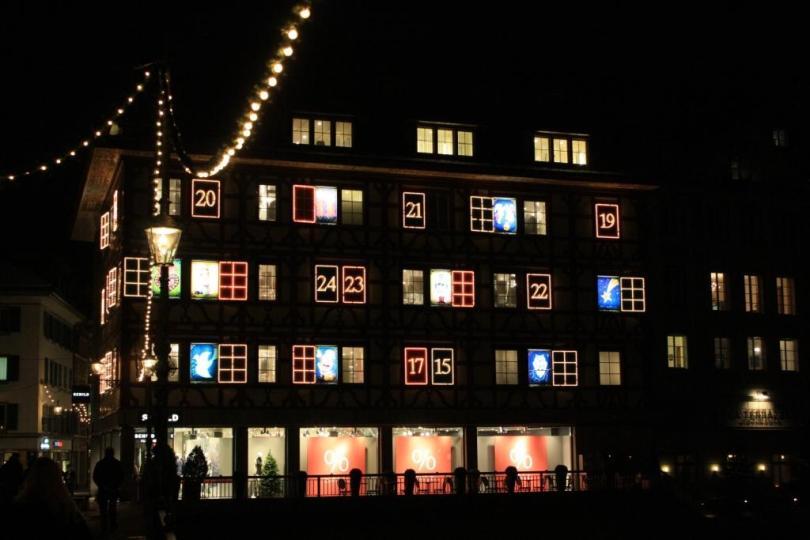 advent calendar Luzern