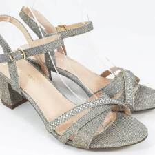 Sandale dama aurii Nora