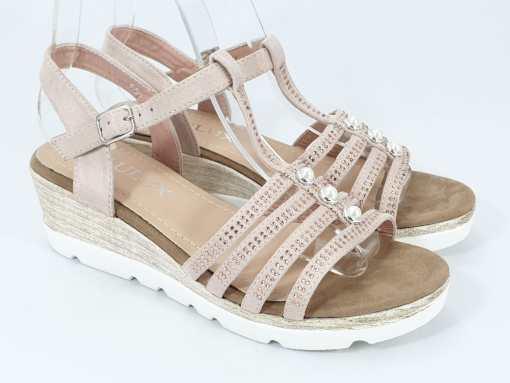 Sandale dama bej Costina