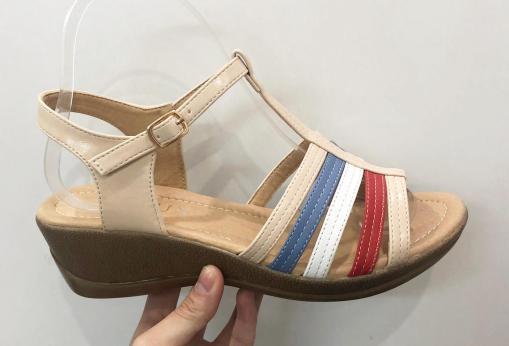 Sandale dama bej Teodora2