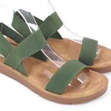 Sandale dama verzi Zore