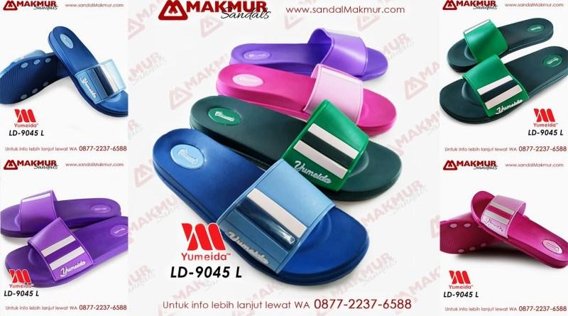 Sandal Selop Wanita Yumeida LD 9045