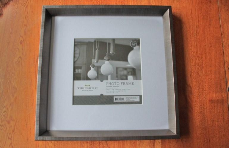 Target photo frame