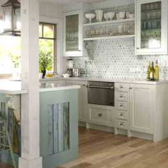 Beach House Kitchen Backsplash Ideas Wall Faucets Coastal And Sand Sisal Sarah Richardson