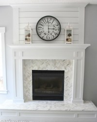 White Fireplaces Related Keywords & Suggestions - White ...