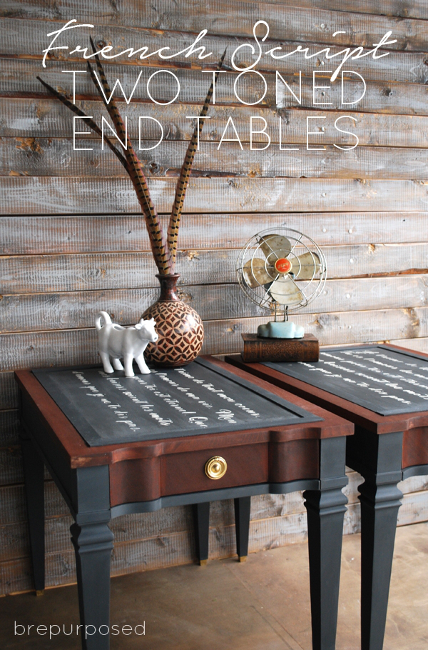 6 Ways to Refinish Tables Desks  Buffets  Sand and Sisal