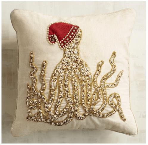 Pillow Beaded Pillows