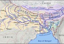 Ganga River System