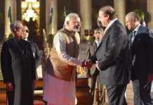 India-Pakistan relations 2014