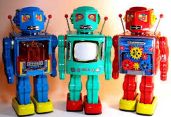 types of robots