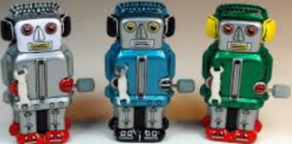 types of robots in hindi