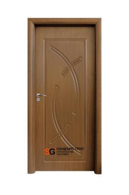 Интериорна врата модел 046-P C Златен Дъб