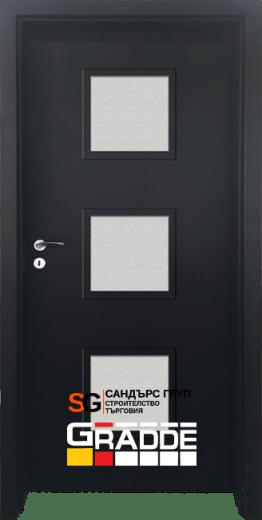 Интериорна врата Gradde Bergedorf ОРЕХ РИБЕЙРА