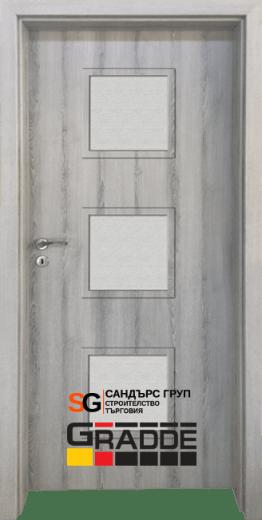 Интериорна врата Gradde Bergedorf ЯСЕН ВЕРАЛИГА