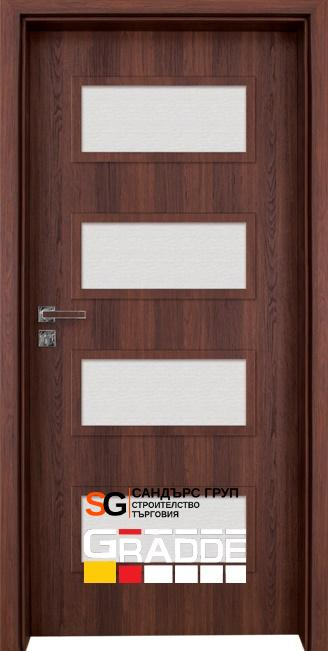 Интериорна врата Gradde Blomendal ШВЕДСКИ ДЪБ