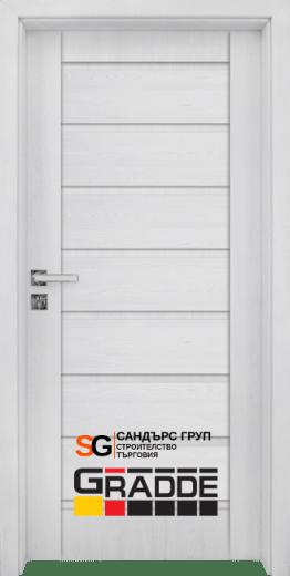Интериорна врата Gradde Axel Voll СИБИРСКА ЛИСТВЕНИЦА