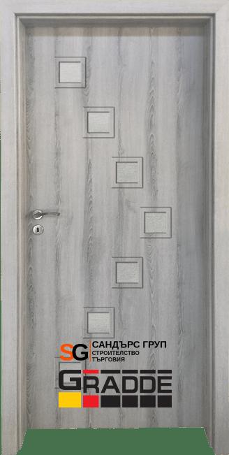 Интериорна врата Zwinger ЯСЕН ВЕРАЛИНГА
