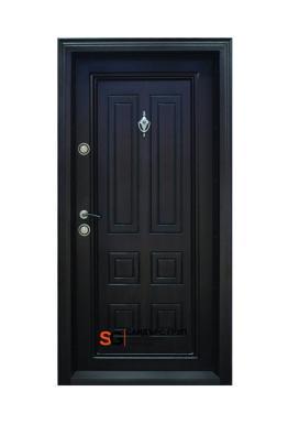 Блиндирана входна врата модел T-503