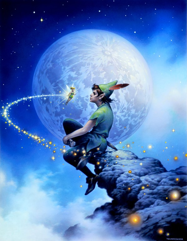 Disney Art Of Tsuneo Sanda