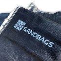 Super-Duty Sandbags - 200gsm Black